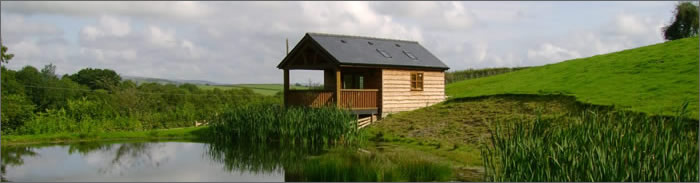 The Fron Holiday Home and Lilly Pond lodge